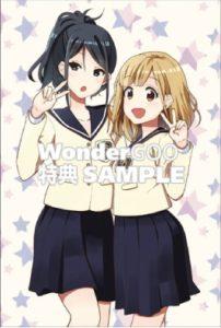 けいおんShuffle_1巻_WonderGOO 特典ポストカード